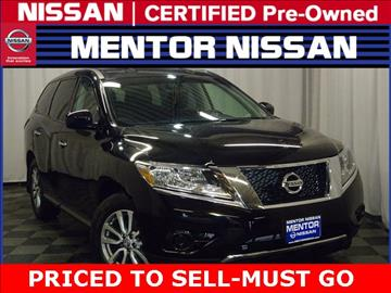 2014 Nissan Pathfinder for sale in Mentor, OH