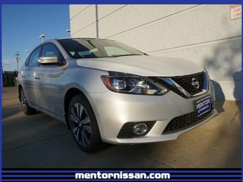 2017 Nissan Sentra for sale in Mentor, OH
