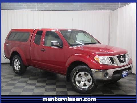 2009 Nissan Frontier for sale in Mentor, OH