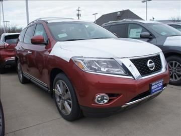 2016 Nissan Pathfinder for sale in Mentor, OH