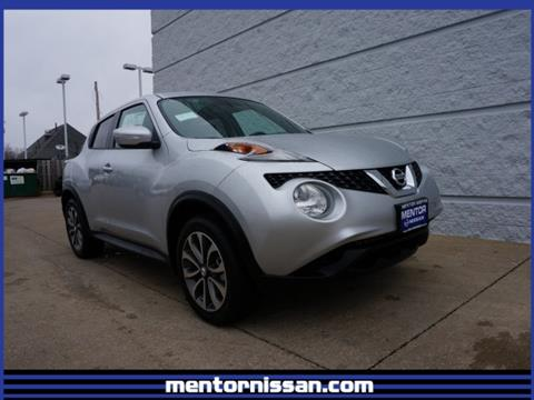 2017 Nissan JUKE for sale in Mentor, OH