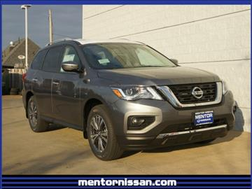 2017 Nissan Pathfinder for sale in Mentor, OH