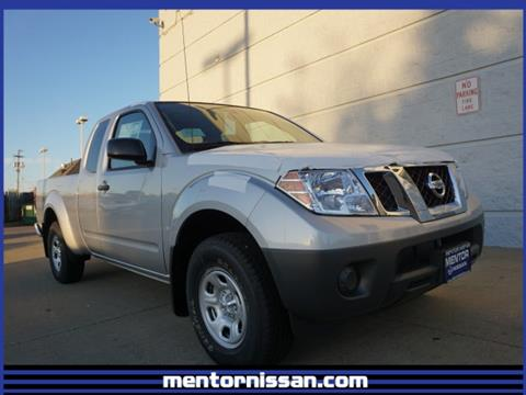 2018 Nissan Frontier for sale in Mentor, OH