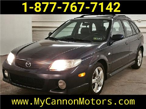2003 Mazda Protege5 for sale in Silverdale, PA