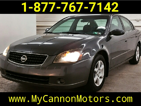2006 Nissan Altima for sale in Silverdale, PA