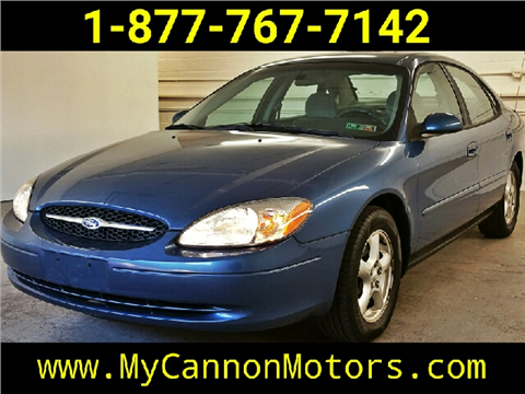 2002 Ford Taurus for sale in Silverdale, PA