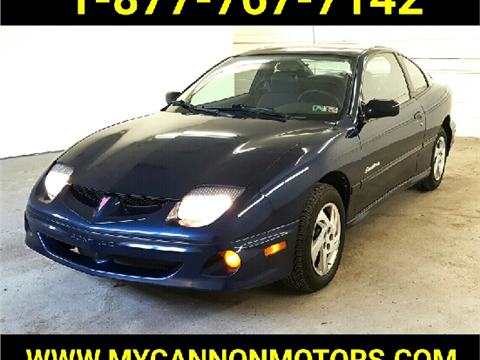 2001 Pontiac Sunfire for sale in Silverdale, PA