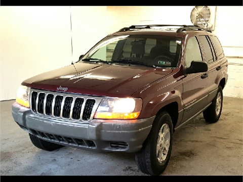 2001 Jeep Grand Cherokee for sale in Silverdale, PA