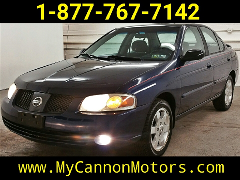 2006 Nissan Sentra for sale in Silverdale, PA