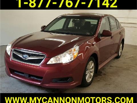 2012 Subaru Legacy for sale in Silverdale, PA