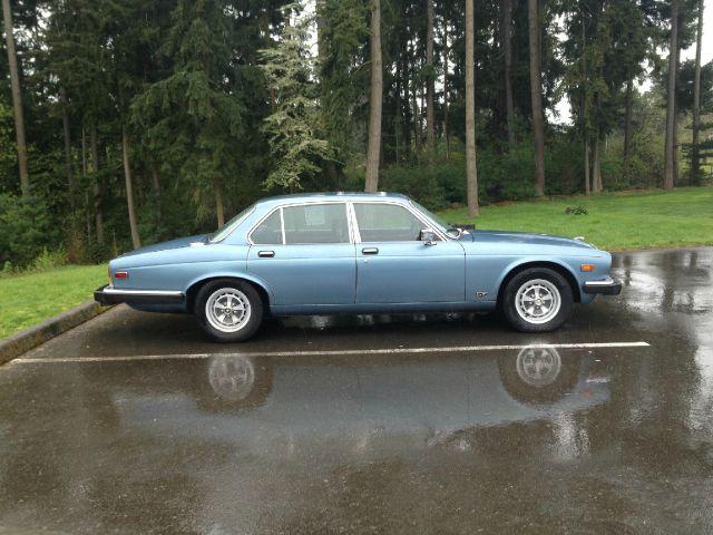 1984 Jaguar XJ