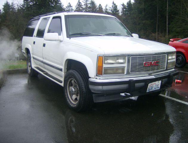 1993 GMC Suburban