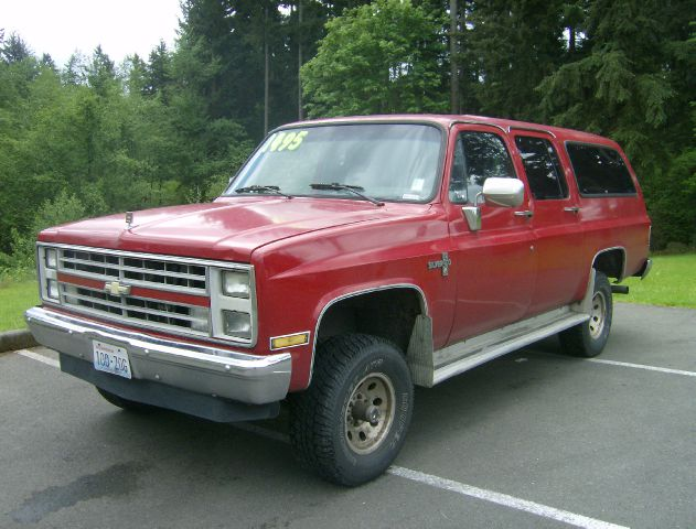 Used 1988 Chevrolet Suburban For Sale Carsforsale Com