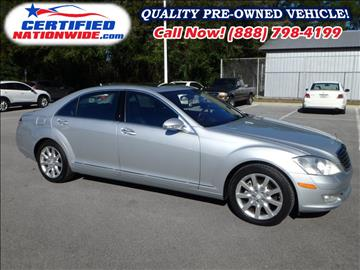 2008 mercedes benz s class for sale in panama city fl for Mercedes benz panama city fl