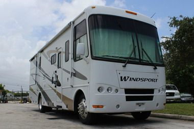 2006 Ford SUPER DUTY / MOTOR HOME