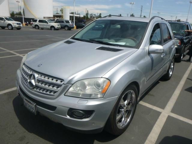2006 mercedes benz m class ml500 awd 4matic 4dr suv in for Mercedes benz 2006 ml500 price