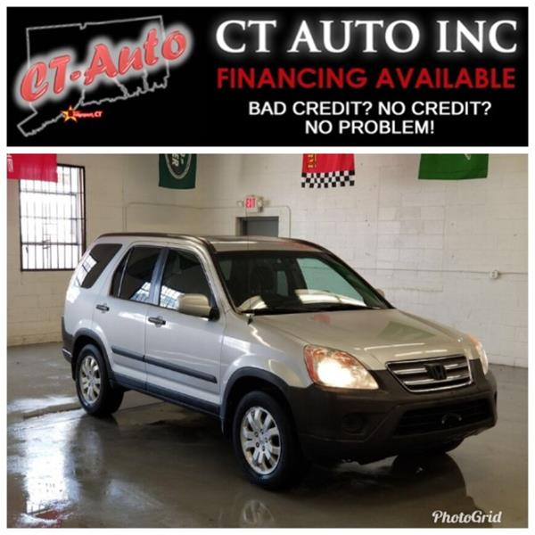 used 2006 honda cr v for sale in connecticut
