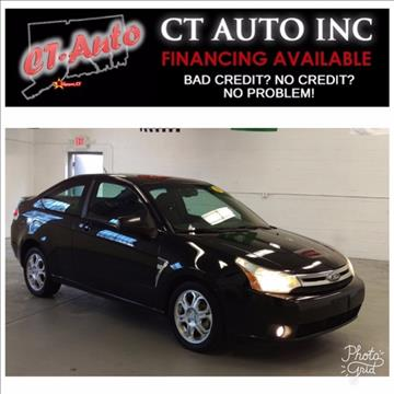 2008 Ford Focus for sale in Bridgeport, CT