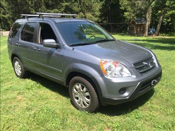 used 2006 honda cr v for sale connecticut