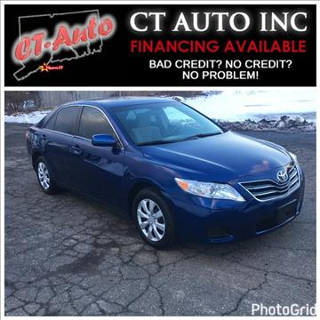 2011 Toyota Camry for sale in Bridgeport, CT