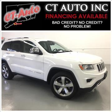 2014 Jeep Grand Cherokee for sale in Bridgeport, CT