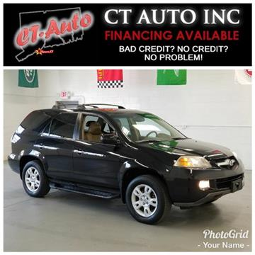 2004 Acura MDX for sale in Bridgeport, CT