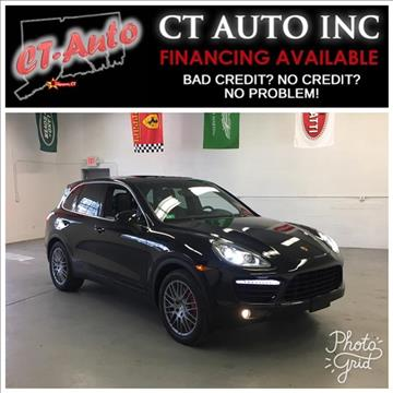 2011 Porsche Cayenne for sale in Bridgeport, CT