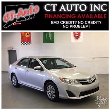 2013 Toyota Camry for sale in Bridgeport, CT