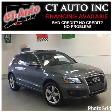 2012 Audi Q5 for sale in Bridgeport, CT