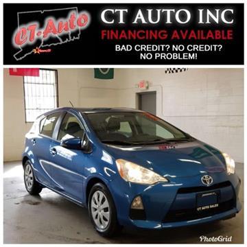 2013 Toyota Prius c for sale in Bridgeport, CT