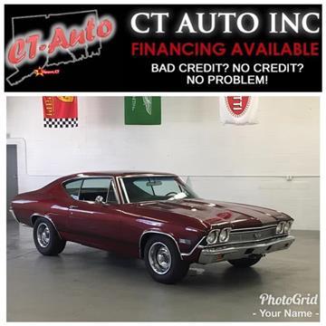 1968 Chevrolet Chevelle for sale in Bridgeport, CT