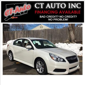 2014 Subaru Legacy for sale in Bridgeport, CT