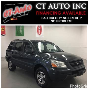 2005 Honda Pilot for sale in Bridgeport, CT