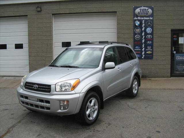 2003 Toyota RAV4 for sale in Attleboro MA