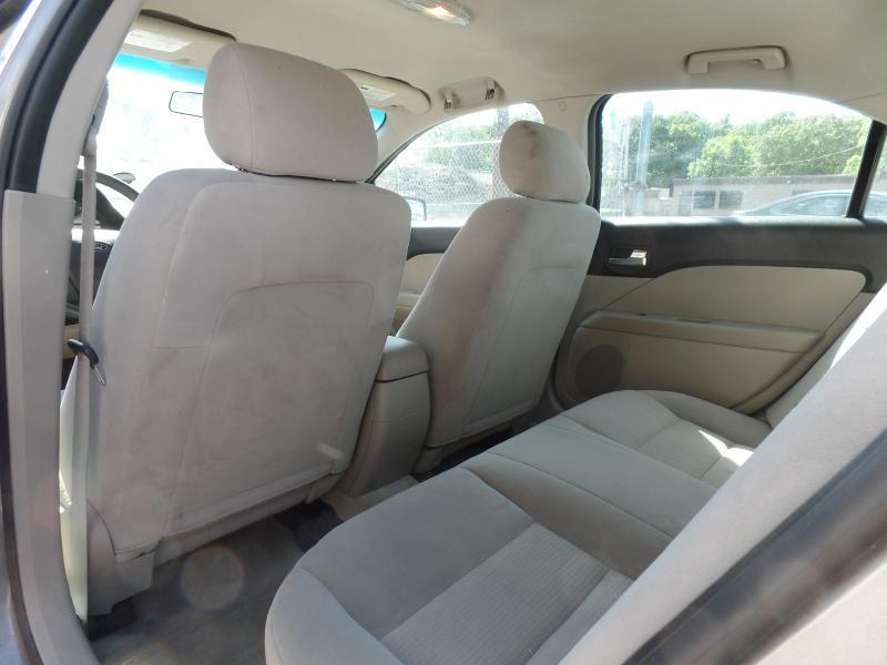 2006 Ford Fusion I4 S 4dr Sedan - Attleboro MA