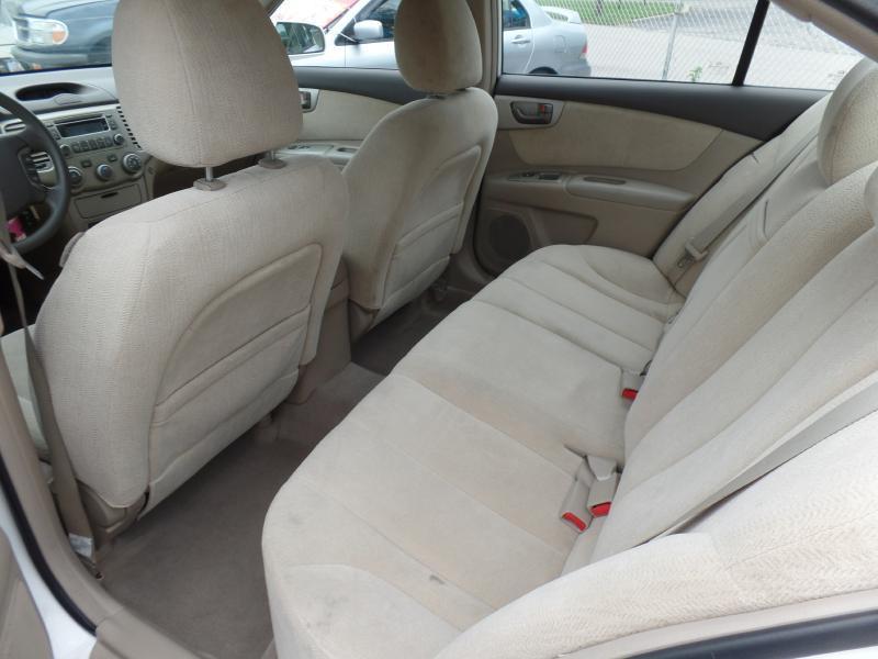 2007 Kia Optima LX 4dr Sedan (2.4L I4 5A) - Attleboro MA