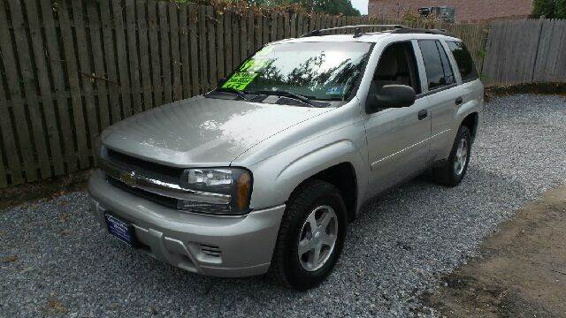Chevrolet trailblazer for sale in new jersey for Leonard perry motors nj