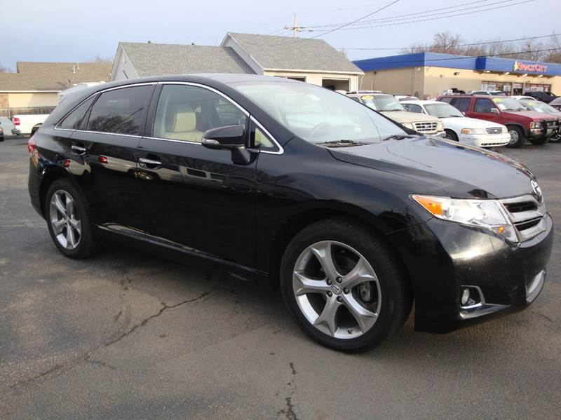 2013 toyota venza awd xle v6 4dr crossover in sapulpa ok. Black Bedroom Furniture Sets. Home Design Ideas