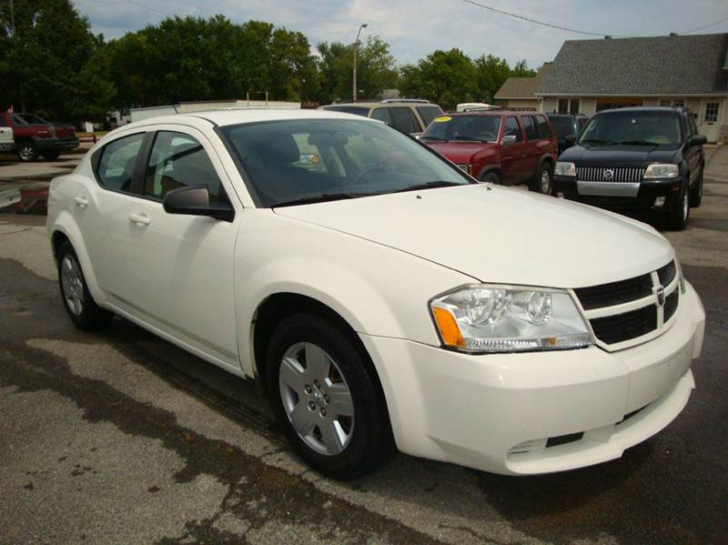2010 dodge avenger sxt 4dr sedan in sapulpa ok bishops. Black Bedroom Furniture Sets. Home Design Ideas