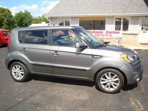2013 Kia Soul for sale in Sapulpa, OK