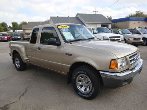 2001 Ford Ranger for sale in Sapulpa, OK