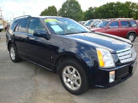2007 Cadillac SRX for sale in Sapulpa, OK