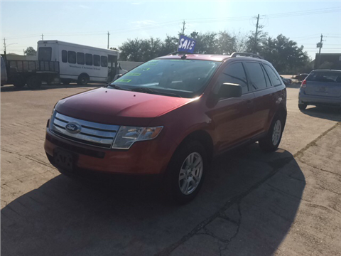 2007 Ford Edge for sale in Pasadena, TX