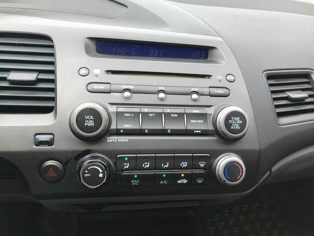 2008 Honda Civic LX 4dr Sedan 5A - Pompano Beach FL