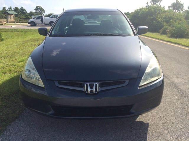 2003 Honda Accord LX 4dr Sedan - Pompano Beach FL
