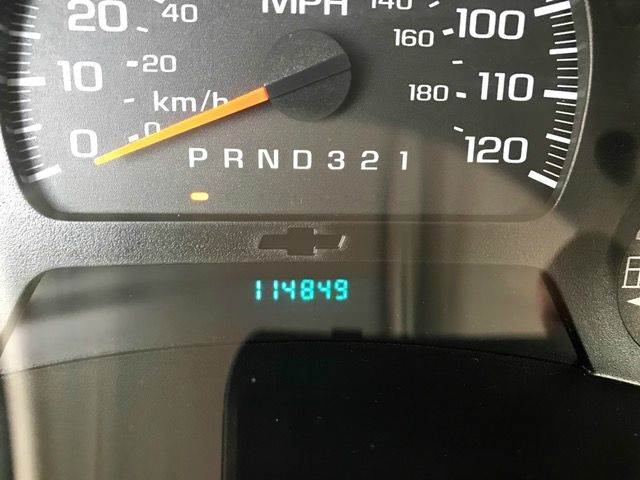 2006 Chevrolet TrailBlazer LS 4dr SUV w/1SB - Pompano Beach FL