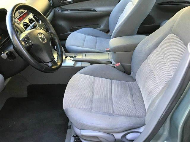 2004 Mazda MAZDA6 i 4dr Sports Sedan - Pompano Beach FL
