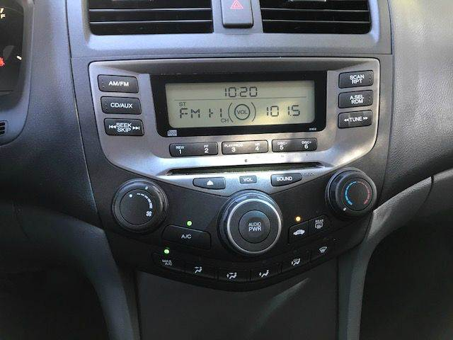 2007 Honda Accord LX 4dr Sedan (2.4L I4 5A) - Pompano Beach FL