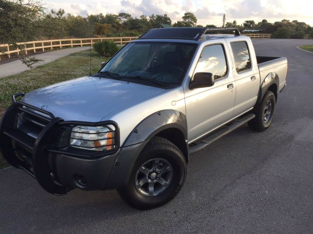 used 2002 nissan frontier xe v6 in pompano beach fl at