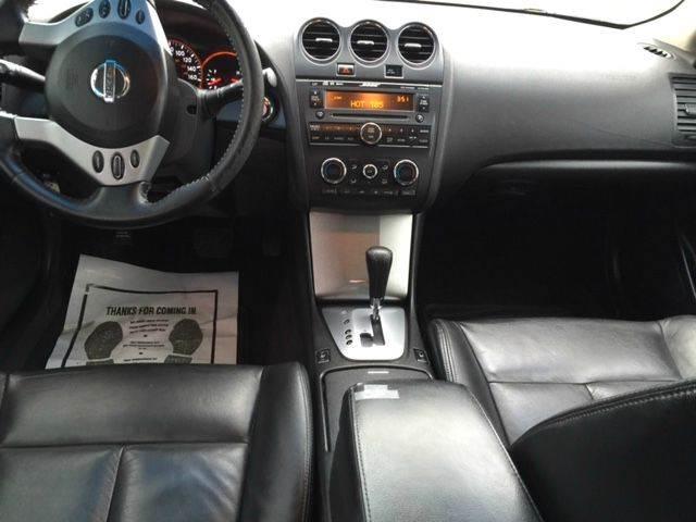 2007 Nissan Altima 2.5 S 4dr Sedan (2.5L I4 CVT) - Pompano Beach FL